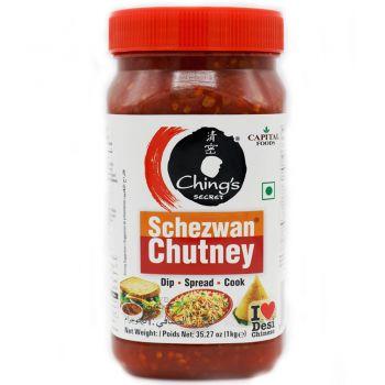 Ching's Secret Schezwan Chutney 1kg
