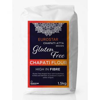 Eurostar Chapati Brown