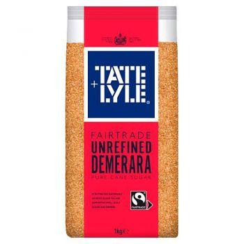 Tate & Lyle Unrefined Demerara 500g & 1kg