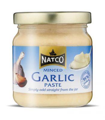Natco Garlic Paste 190g & 1kg