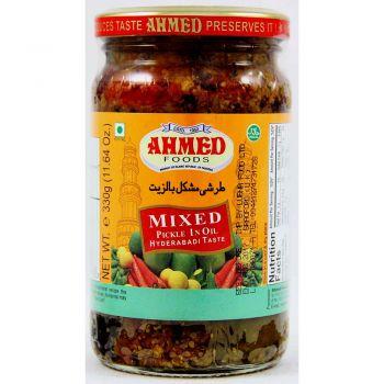 Ahmed Mixed Pickle Hyderabadi 330g