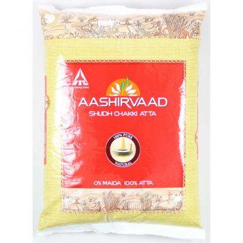 Aashirvaad Chakki Atta 2kg