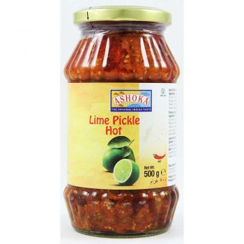 Ashoka Lime Pickle Hot 500g