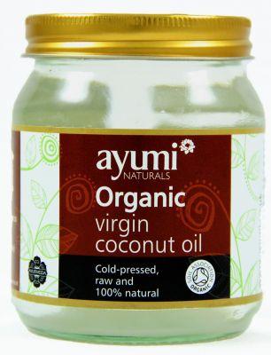Ayumi Organic Virgin Coconut Oil 200g