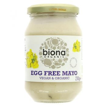 Biona Egg Free Mayo 230g