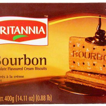 Britannia Bourbon Biscuits 400g