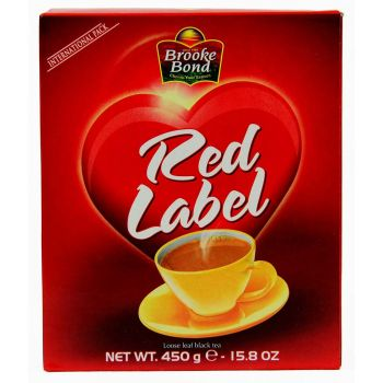 Brooke Bond Red Label 250g & 450g