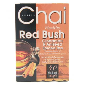 Chai Xpress Red Bush Tea 40 per pack