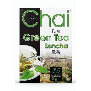 Chai Xpress Pure Green Tea (Sencha)