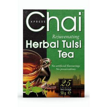 Chai Xpress Herbal Tulsi Tea 25 per pack