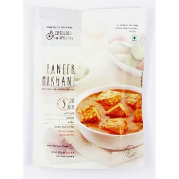 Chillal's Spice Co Paneer Makhani 80g