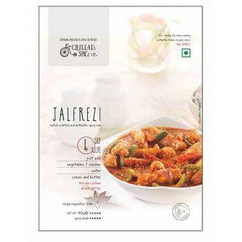 Chillal's Spice Co. Jalfrezi Spice Mix 80g