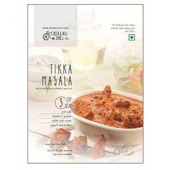 Chillal's Spice Co. Tikka Masala Mix 80g