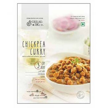 Chillal's Spice Co. Chickpea Curry 80g