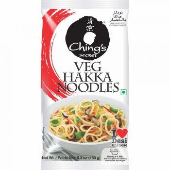 Ching's Secret Veg Hakka Noodles 150g