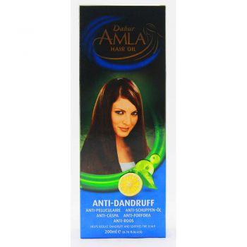 Dabur Amla Anti-Dandruff Hair Oil 200ml