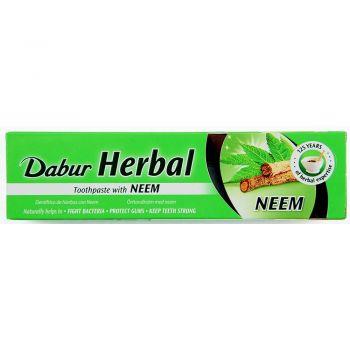 Dabur Herbal Neem Toothpaste 100ml
