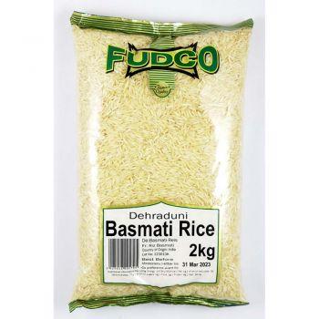Fudco Dehraduni Basmati Rice 2kg