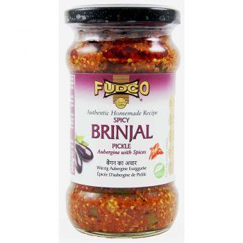 Fudco Spicy Brinjal Pickle 300g
