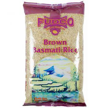 Fudco Brown Basmati Rice 500g