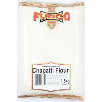 Fudco Wholemeal Chapatti Flour 1.5kg