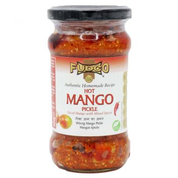 Fudco Hot Mango Pickle 300g