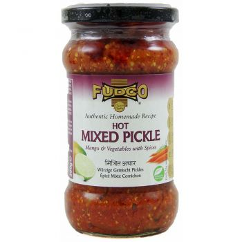 Fudco Hot Mixed Pickle 300g
