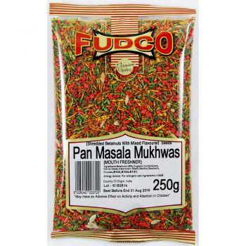Fudco Pan Masala Mukhwas 100g, 250g & 800g packs