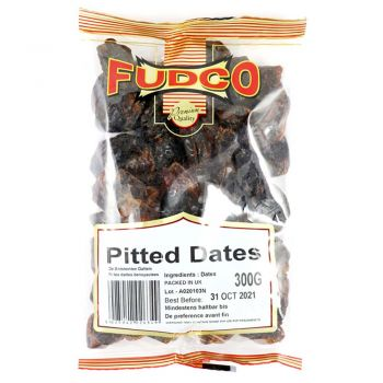 Fudco Pitted Dates 300g