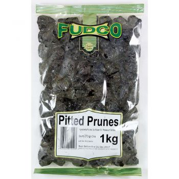 Fudco Pitted Prunes 250g & 1kg Packs