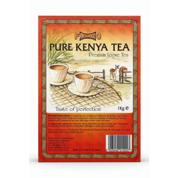 Fudco Pure Kenya Tea 500g & 1kg Packs