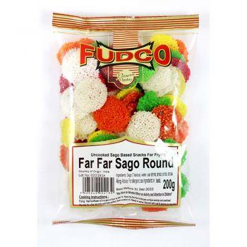 Fudco Far Far Sago Round 200g