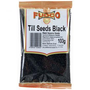 Fudco Till Seeds Black 100g, 300g & 800g packs