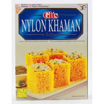Gits Nylon Khaman Mix 200g & 500g Packs