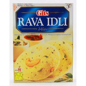 Gits Rava Idli Mix 200g & 500g Packs