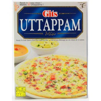 Gits Uttappam Mix 200g & 500g Packs