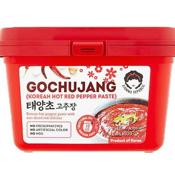 Gochujang (Korean Hot Red Pepper Sauce) 500g