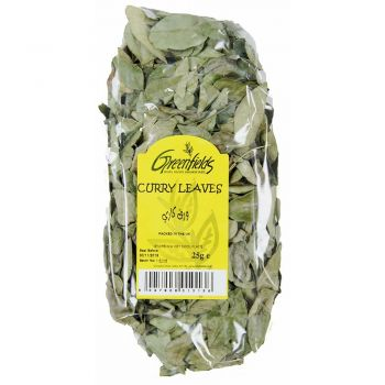 Greenfields Curry Leaves 25g