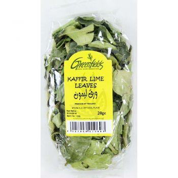 Greenfields Kaffir Lime Leaves 20g
