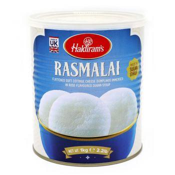Haldiram's Rasmalai Tin 1kg