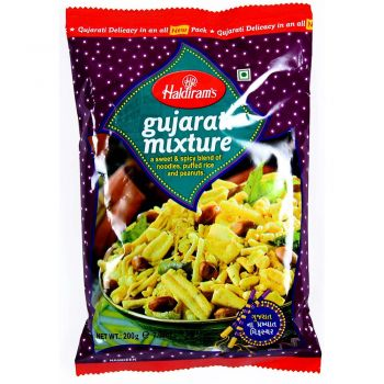 Haldiram's Gujarati Mixture 200g