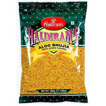 Haldiram's Aloo Bhujia 200g & 400g packs