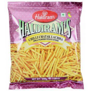 Haldiram's Chilli Chatak Lachha 200g