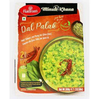 Haldiram's Dal Palak 300g