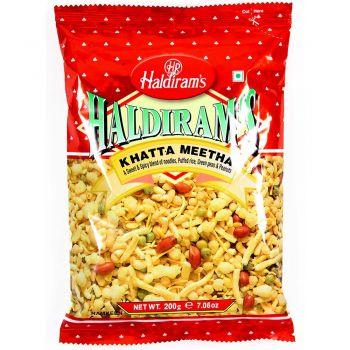 Haldiram's Khatta Meetha 200g & 400g packs