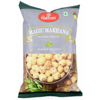 Haldiram's Magic Makhana Pudina 40g