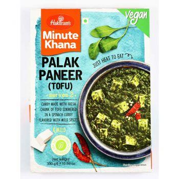 Haldiram's Palak Paneer (Tofu) 300g