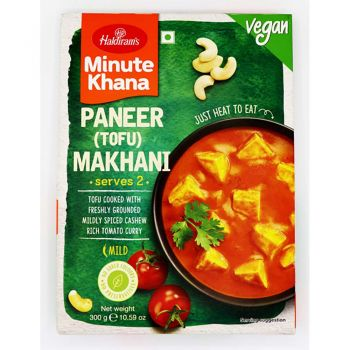 Haldiram's Paneer (Tofu) Makhani 300g