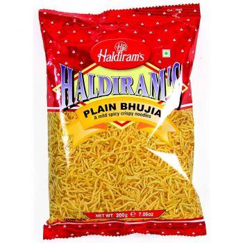 Haldiram's Plain Bhujia 200g & 400g packs