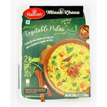 Haldiram's Vegetable Pulao 200g